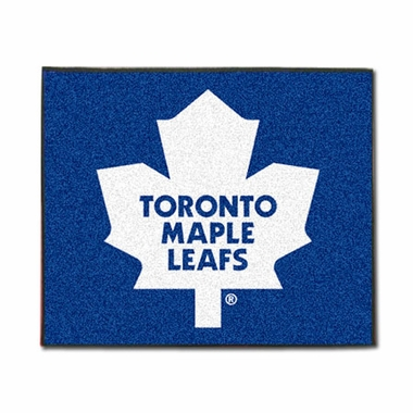 Toronto Maple Leafs Economy 5 Foot x 6 Foot Mat