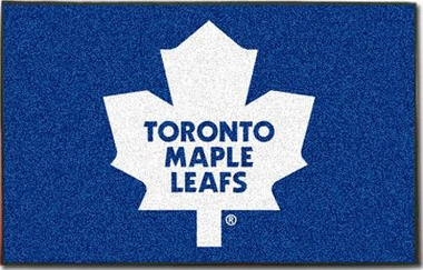 Toronto Maple Leafs Economy 5 Foot x 8 Foot Mat