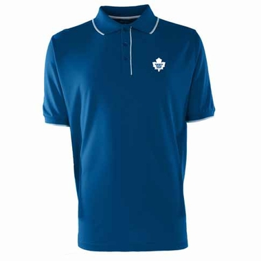 Toronto Maple Leafs Mens Elite Polo Shirt (Color: Royal)