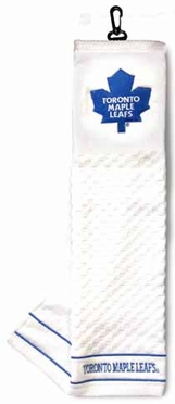 Toronto Maple Leafs  Embroidered Golf Towel