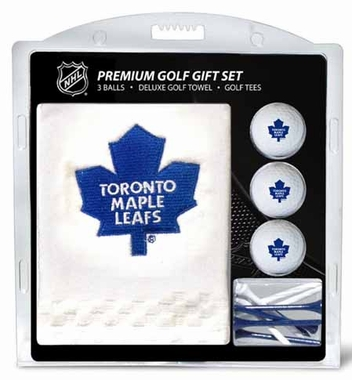 Toronto Maple Leafs Embroidered Towel Gift Set
