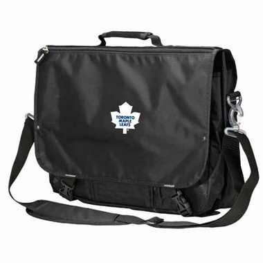 Toronto Maple Leafs Executive Attache Messenger Bag