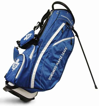 Toronto Maple Leafs Fairway Stand Bag
