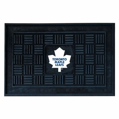 Toronto Maple Leafs Heavy Duty Vinyl Doormat