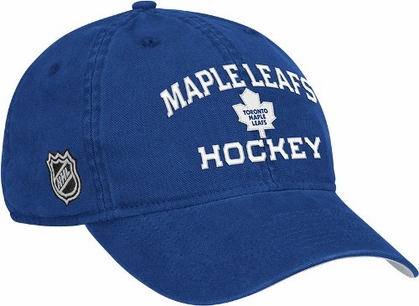 Toronto Maple Leafs Locker Room Team Slouch Adjustable Hat