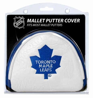 Toronto Maple Leafs Mallet Putter Cover