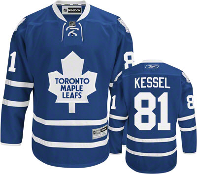 Toronto Maple Leafs Phil Kessel Team Color Premier Jersey
