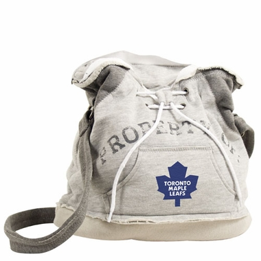 Toronto Maple Leafs Property of Hoody Duffle