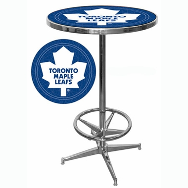 Toronto Maple Leafs Pub Table
