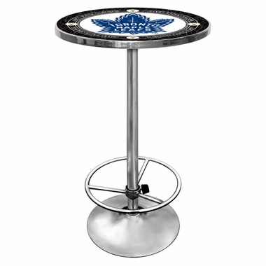 Toronto Maple Leafs Pub Table (Vintage)