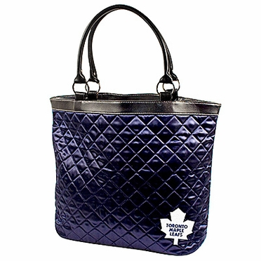 Toronto Maple Leafs Quilted Tote