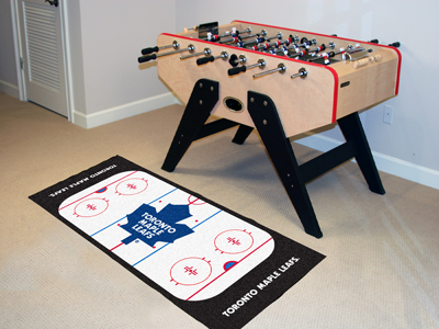 Toronto Maple Leafs Rink Runner Rug