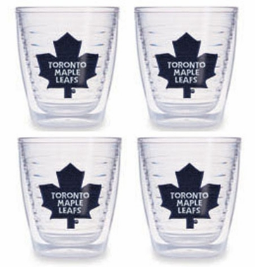 Toronto Maple Leafs Set of FOUR 12 oz. Tervis Tumblers