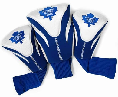 Toronto Maple Leafs Set of Three Contour Headcovers