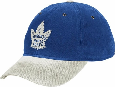 Toronto Maple Leafs Throwback Vintage Adjustable Hat