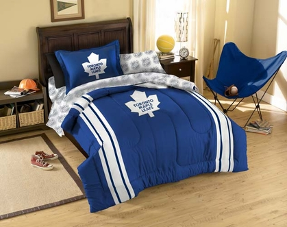 Toronto Maple Leafs Twin Bed in a Bag