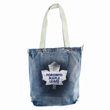 Toronto Maple Leafs Vintage Shopper (Denim)