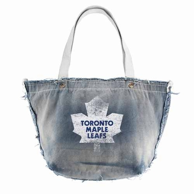 Toronto Maple Leafs Vintage Tote (Denim)