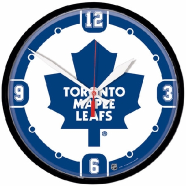 Toronto Maple Leafs Wall Clock