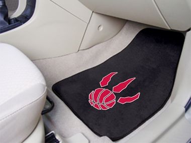 Toronto Raptors 2 Piece Car Mats