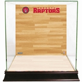 Toronto Raptors Display Cases