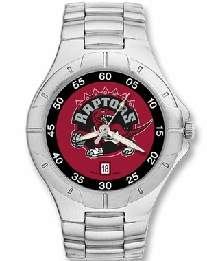 Toronto Raptors Pro II Men's Stainless Steel Watch