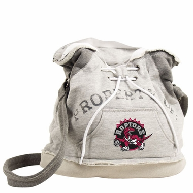 Toronto Raptors Property of Hoody Duffle