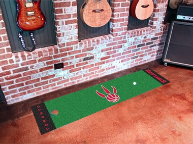 Toronto Raptors Putting Green Mat