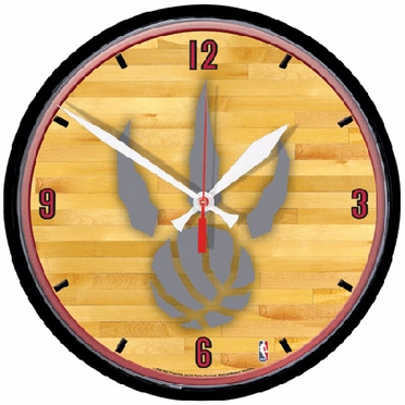 Toronto Raptors Wall Clock