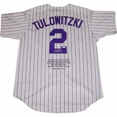 Colorado Rockies Autographed