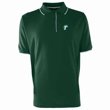 Tulane Mens Elite Polo Shirt (Team Color: Green)