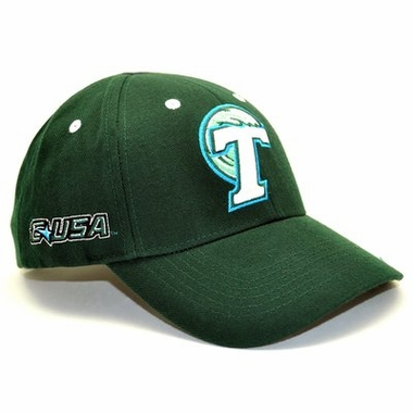 Tulane Triple Conference Adjustable Hat