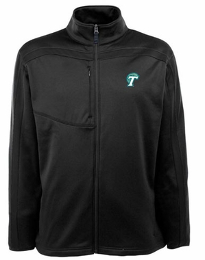 Tulane Mens Viper Full Zip Performance Jacket (Team Color: Black)