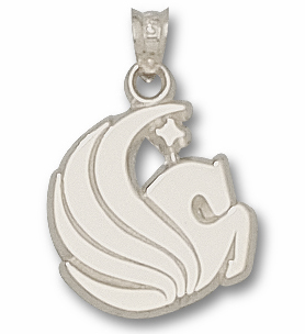 UCF Sterling Silver Pendant