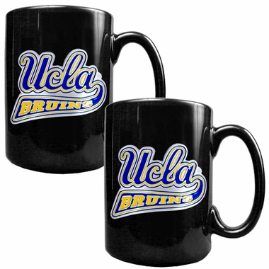 UCLA 2 Piece Coffee Mug Set