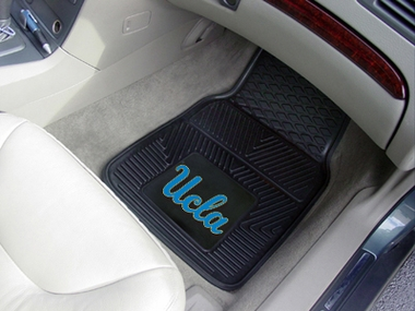 UCLA 2 Piece Heavy Duty Vinyl Car Mats