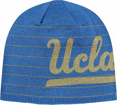 UCLA 2012 Reversible Big Logo Knit Hat