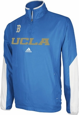 UCLA 2012 Sideline 1/4 Zip Pullover Hot Jacket