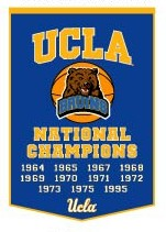 "UCLA 24""x36"" Dynasty Wool Banner"