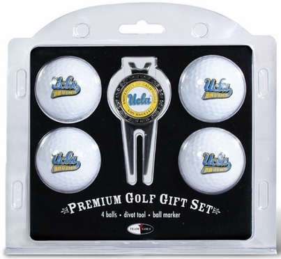UCLA 4 Ball and Tool Gift Set
