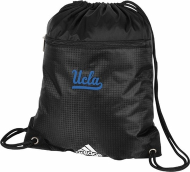 UCLA Adidas Drawstring Backpack