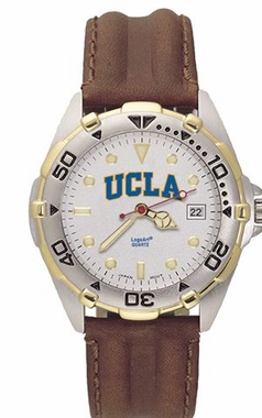 UCLA All Star Mens (Leather Band) Watch
