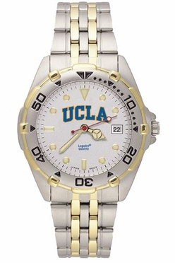UCLA All Star Mens (Steel Band) Watch
