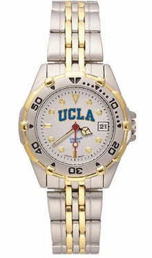 UCLA All Star Womens (Steel Band) Watch