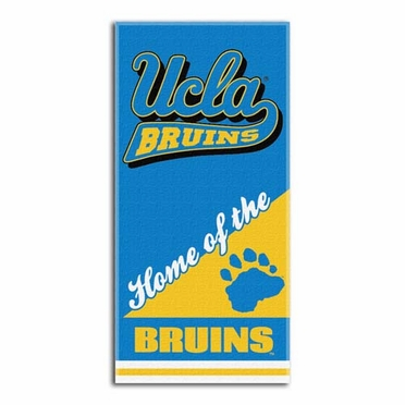 UCLA Beach Towel
