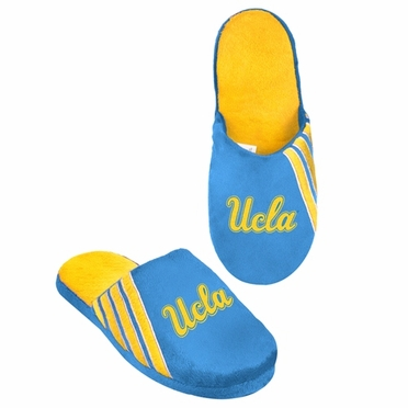 UCLA Bruins 2012 Team Stripe Logo Slippers