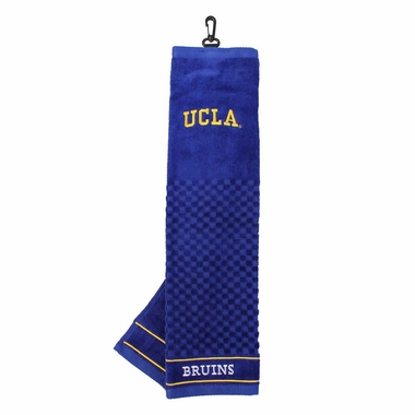 UCLA Embroidered Golf Towel