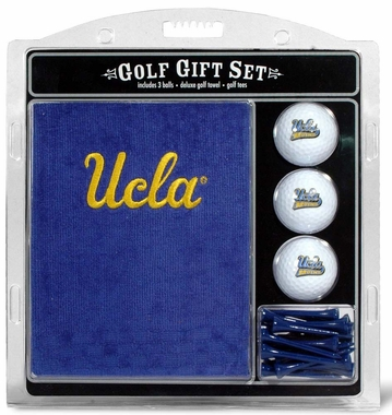 UCLA Embroidered Towel Golf Gift Set