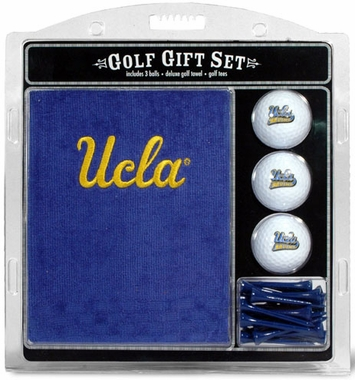UCLA Embroidered Towel Gift Set