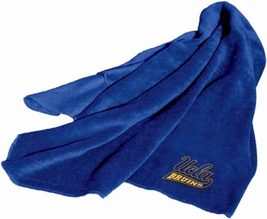 UCLA Fleece Throw Blanket